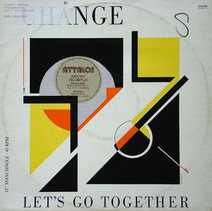 Single Cover Change - Let's Go Together