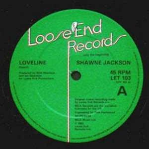 Single Cover Shawne - Loveline Jackson