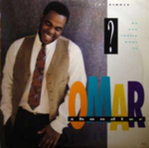 Single Cover Omar - Do You Really Want It Chandler