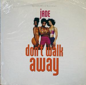 Single Cover Jade - Don't Walk Away