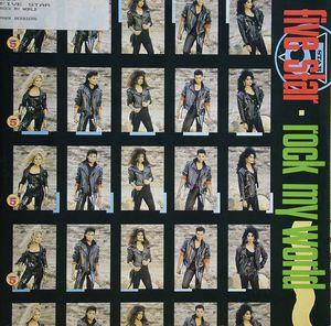 Single Cover Five Star - Rock My World
