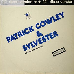 Single Cover Patrick - Do You Wanna Funk (feat. Sylvester) Cowley