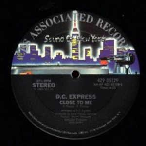 Single Cover D.c. Express - Close To Me