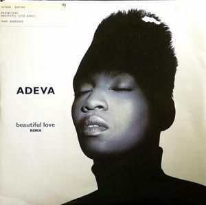 Single Cover Adeva - Beautiful Love Remix