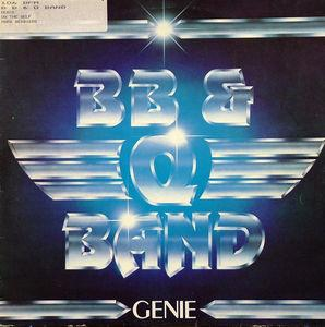 Single Cover B B & Q Band - Genie