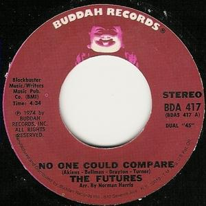 Single Cover The - No One Could Compare Futures