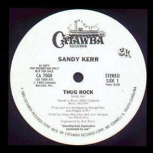 Single Cover Sandy - Thug Rock Kerr
