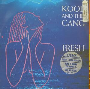Single Cover Kool & The Gang - Fresh