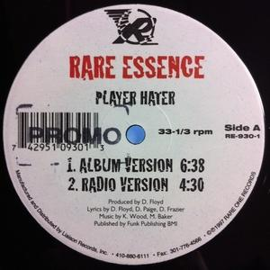 Single Cover Rare Essence - Player Hater