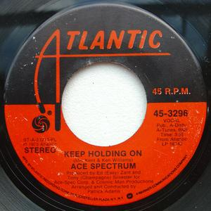 Single Cover Ace Spectrum - Keep Holding On