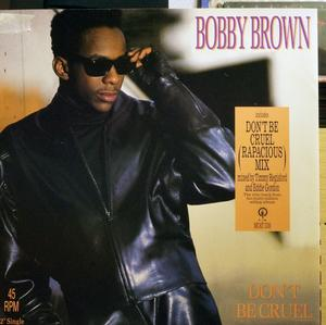 Single Cover Bobby - Don't Be Cruel Brown