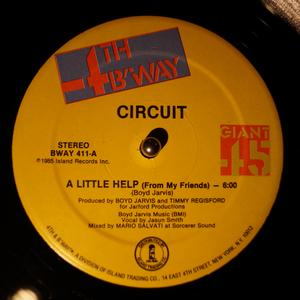 Single Cover Circuit - A Little Help