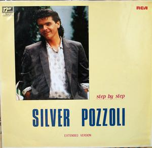 Single Cover Silver - Step By Step Pozzoli