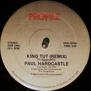 Single Cover Paul - King Tut Hardcastle