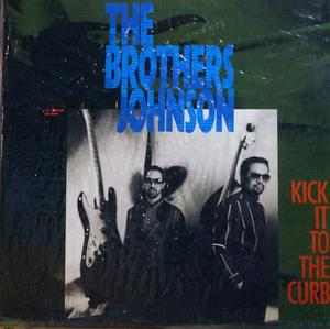 Single Cover The - Kick It To The Curb Brothers Johnson