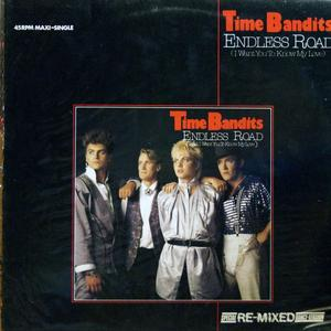 Single Cover Time Bandits - Endless Road