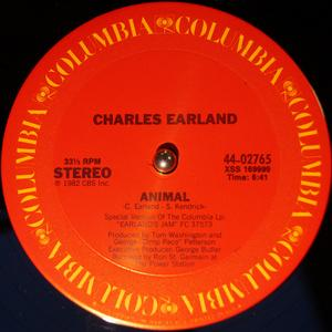 Single Cover Charles - Animal Earland