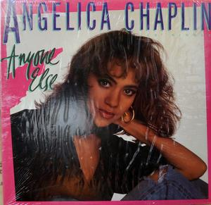 Single Cover Angelica - Anyone Else Chaplin