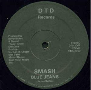Single Cover Smash - Blue Jeans