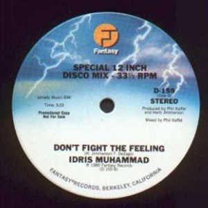 Single Cover Idris - Don't Fight The Feeling Muhammad