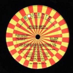 Single Cover Milton - You Blow My Mind Smith & Stimulus