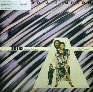 Single Cover Ashford & Simpson - Solid