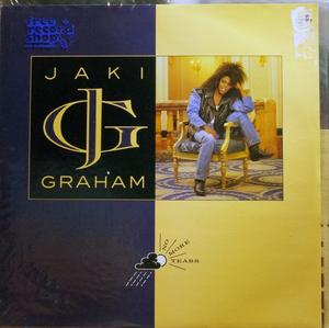 Single Cover Jaki - No More Tears Graham