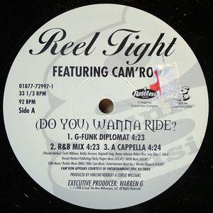 Single Cover Reel Tight - (do You) Wanna Ride?