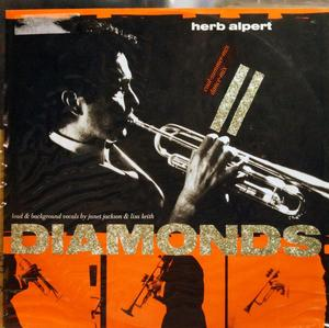 Single Cover Herb - Diamonds (remix) Alpert