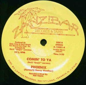 Single Cover Phoenix - Be Happy