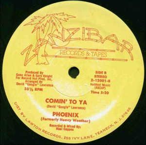 Single Cover Phoenix - Be Happy