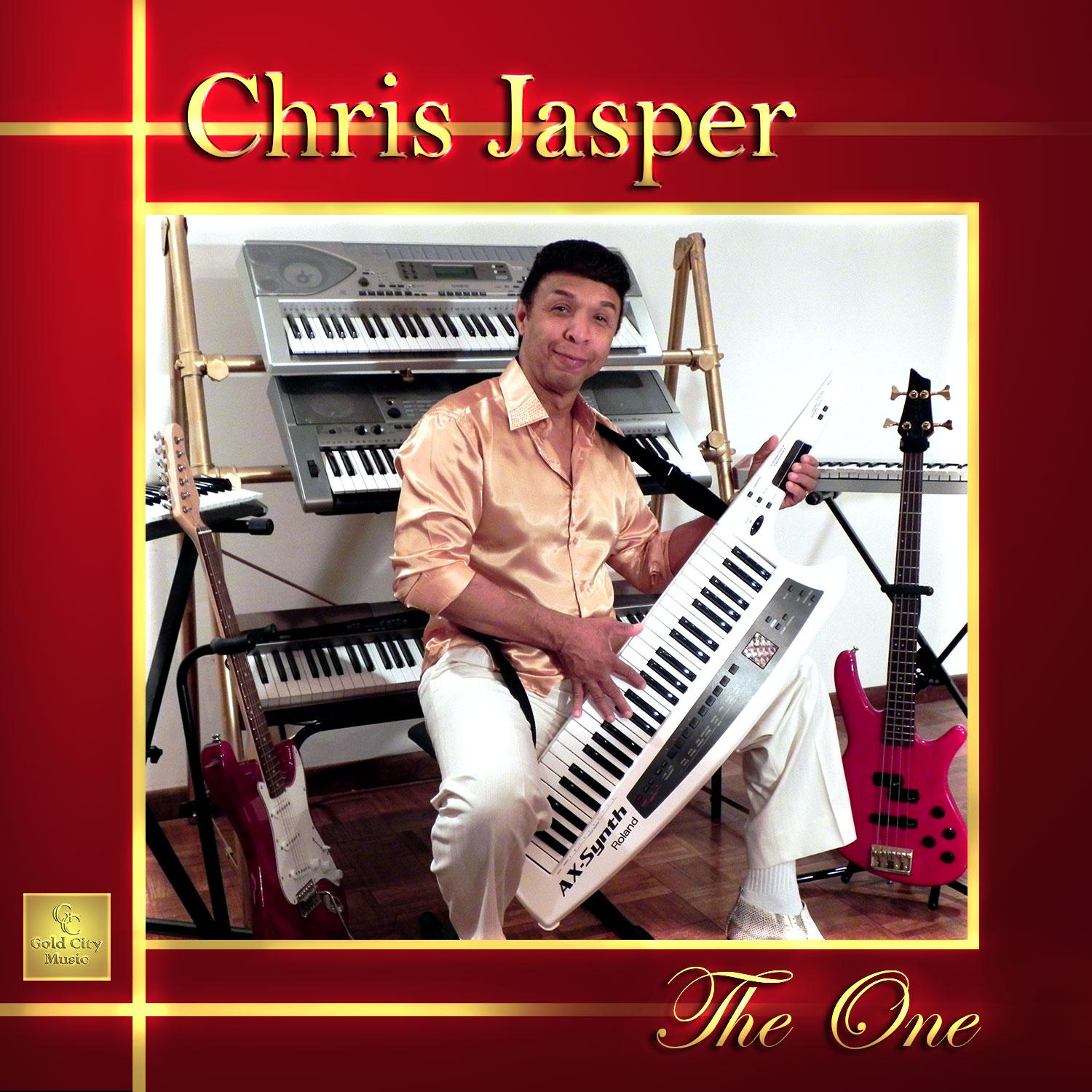 Single Cover Chris - The One Jasper