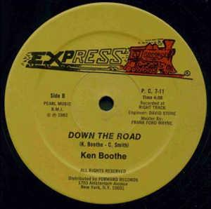 Single Cover Ken - Freebase Boothe