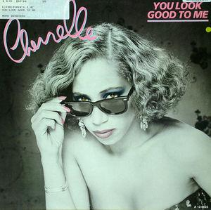 Single Cover Cherrelle - You Look Good To Me