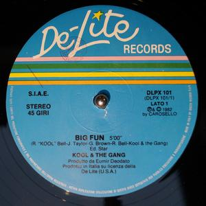 Single Cover Kool & The Gang - Big Fun