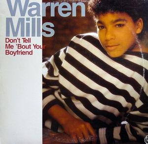 Single Cover Warren - Don't Tell Me 'bout Your Boyfriend Mills