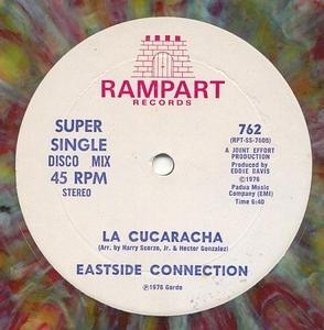 Single Cover Eastside Connection - La Cucaracha