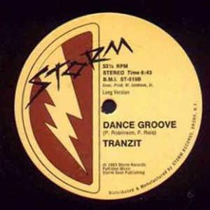 Single Cover Tranzit - Dance Groove