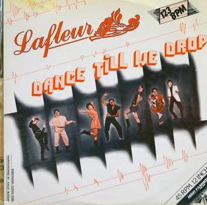 Single Cover Lafleur - Dance Till We Drop