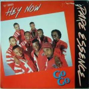 Single Cover Rare Essence - Hey Now