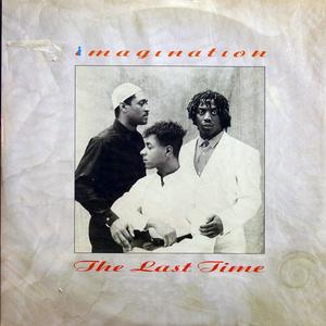 Single Cover Imagination - The Last Time