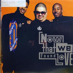 Single Cover Heavy D & The Boyz - Now That We Found Love