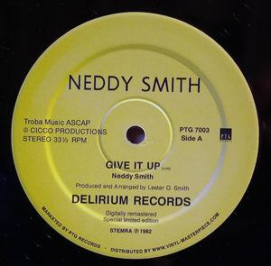 Single Cover Neddy - Give It Up Smith