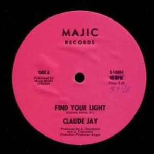 Single Cover Claude - Love Is The Answer Jay
