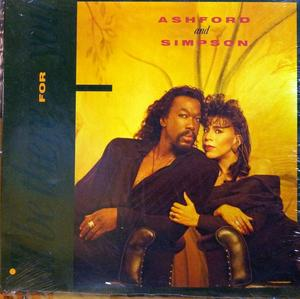 Single Cover Ashford & Simpson - I'll Be There For You