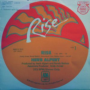 Single Cover Herb - Rise Alpert