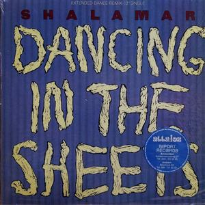 Single Cover Shalamar - Dancing In The Sheets