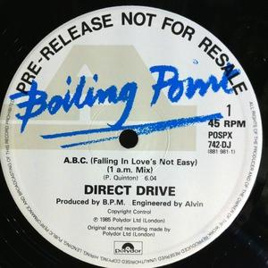 Single Cover Direct Drive - A.b.c. (falling In Love's Not Easy)