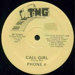 Single Cover Phone # - Call Girl