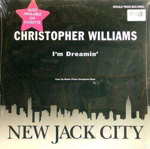 Single Cover Christopher - I'm Dreamin' Williams